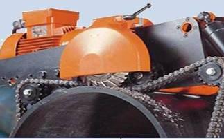 Машина для безогневой резки труб МРТ 1067-1220 Волжанка-ЗМ
